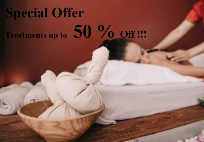 Octobers-offer Offers massage and spa Thessaloniki